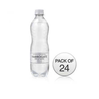 Harrogate Spring Water Sparkling 500ml