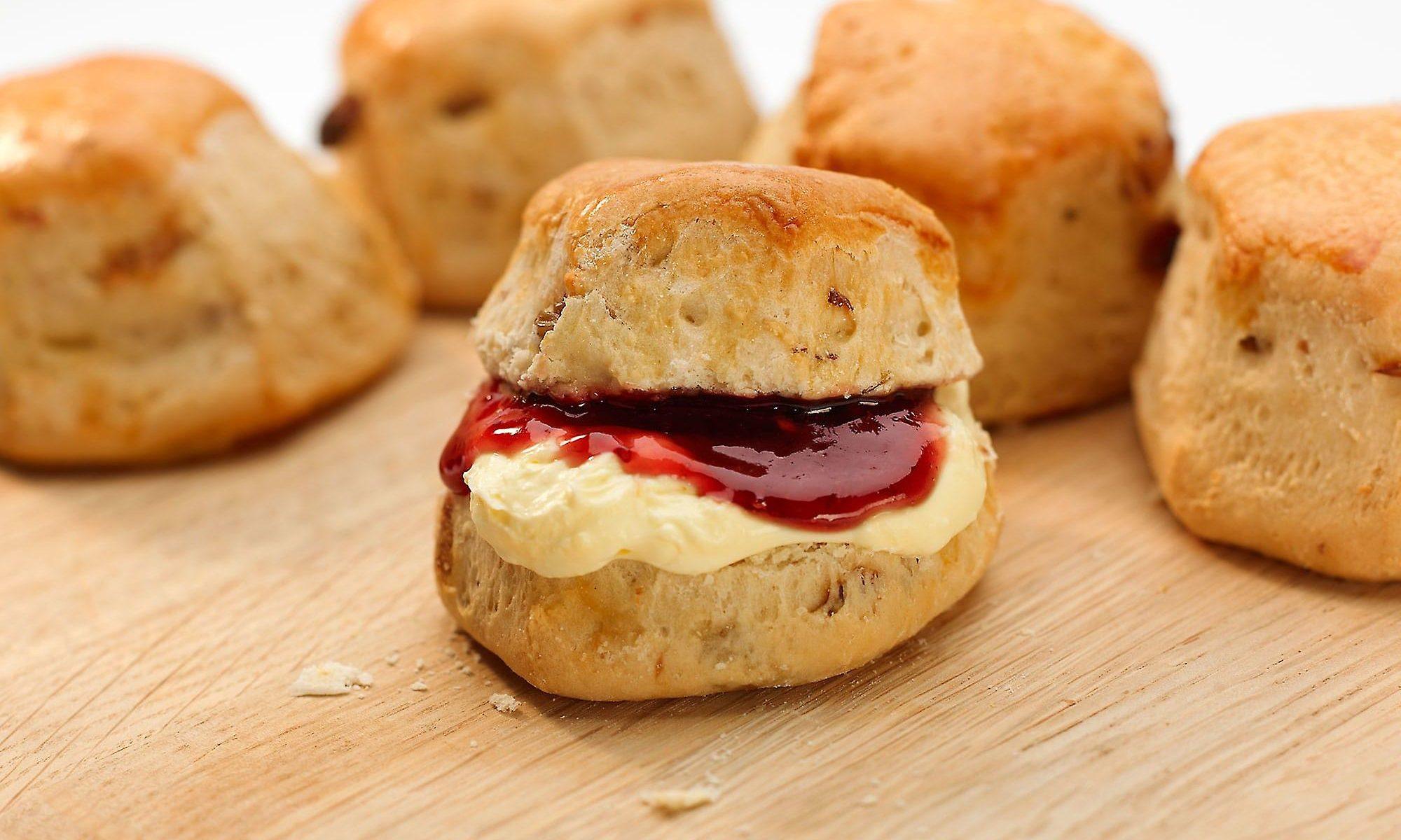 english plain scone